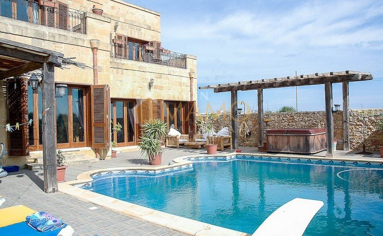 Gozo Farmhouses For Sale Well Finished House Of Character