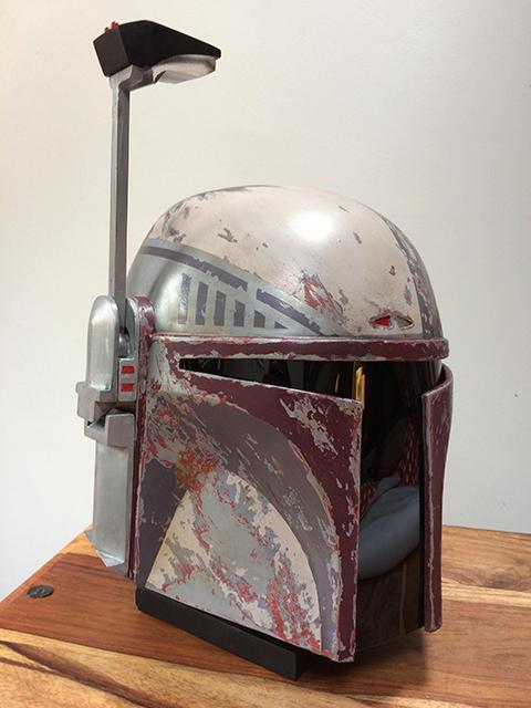 Painting Your Mandalorian Helmet Kit Simon Phipps