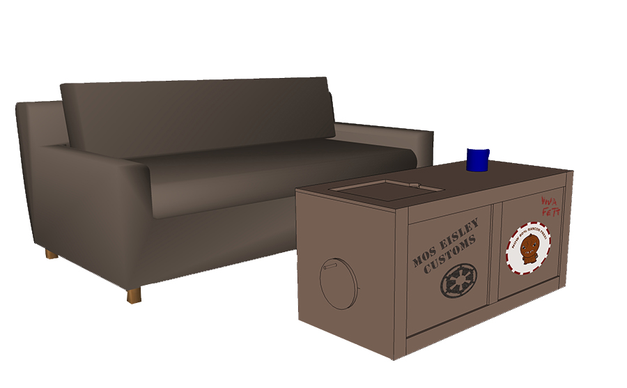 Crate Table Design