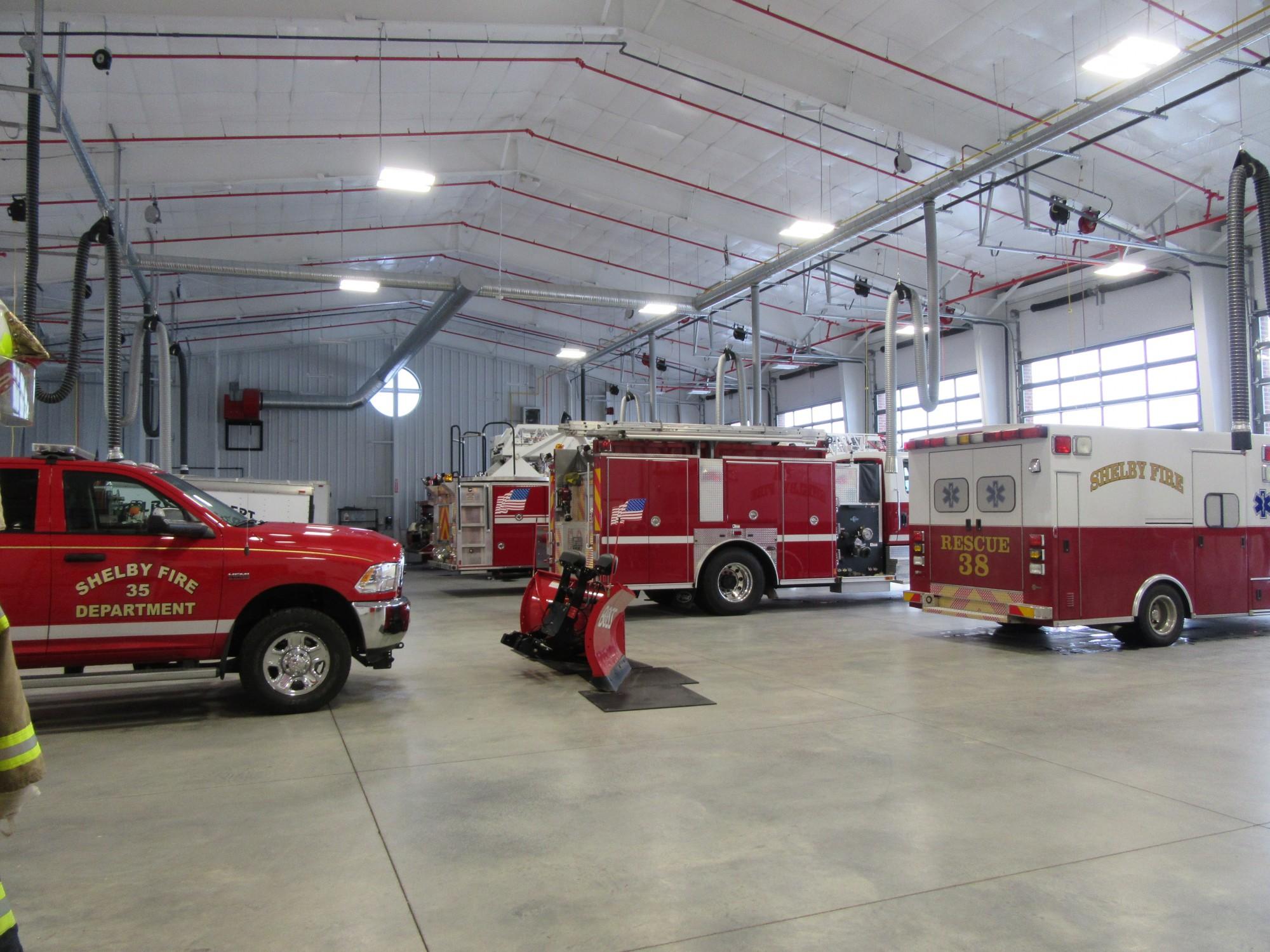 Norwalk Ohio Fire Department