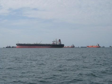 Singapore ships