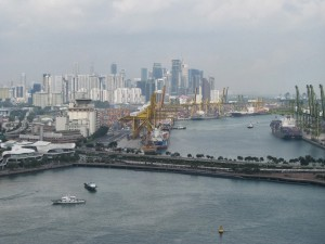 The Docks at Singapore