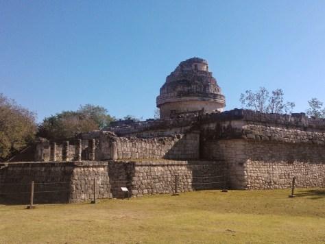 El Caracol - Chichen Itza