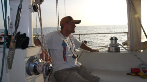 24 hours on a boat