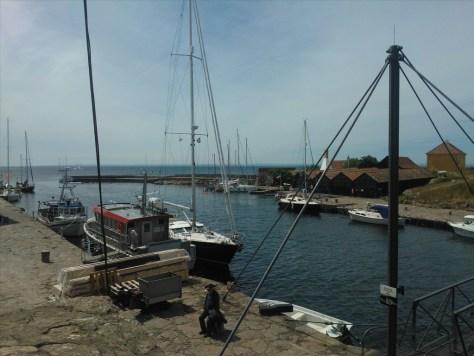 Stockholm sailing