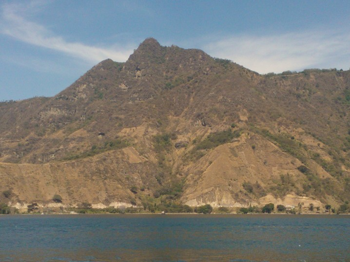 indian nose lake atitlan