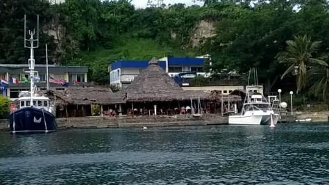 Waterfront bar vanuatu