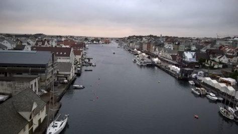 Cruising norway Haugesund