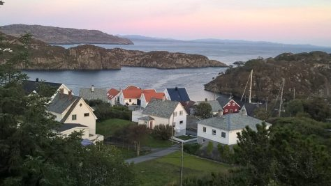 Espevaer island norway