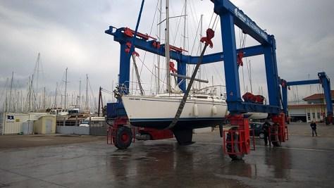 Cleopatras marina preveza