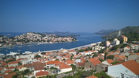 Cruising croatia
