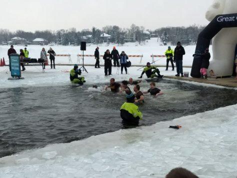 Polar Plunge Minneapolis 2018