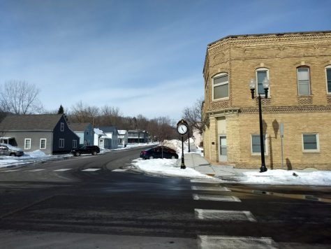 Carver historic district
