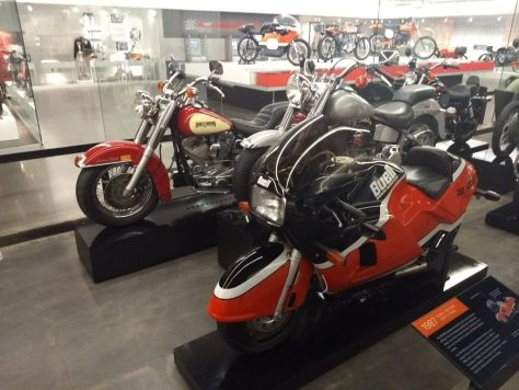 Buell motorbike