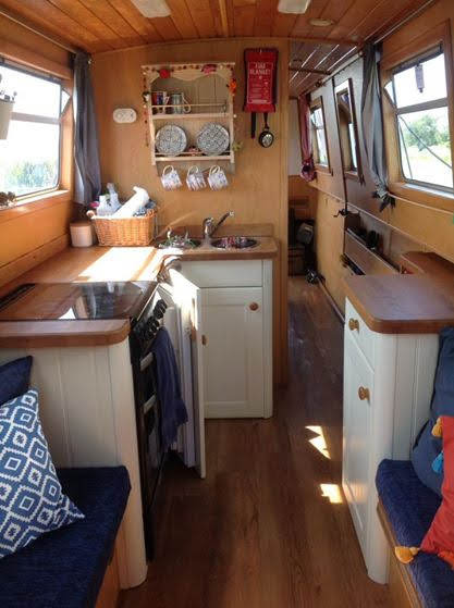 Interior Narrow Boat