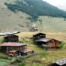 Village Shenaqo, Tusheti