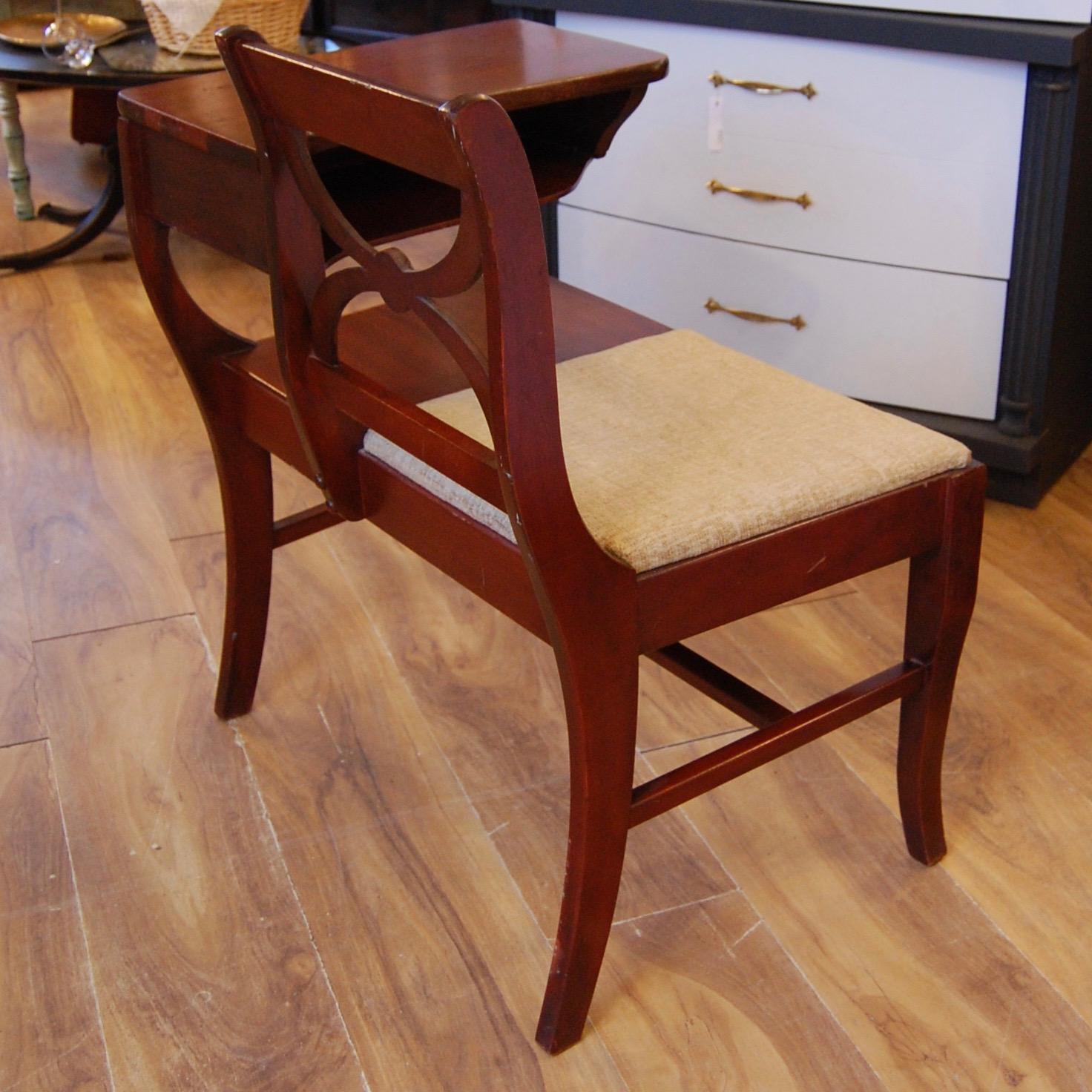 Vintage Telephone Chair - Vintage Telephone Chair – Simon Vintage