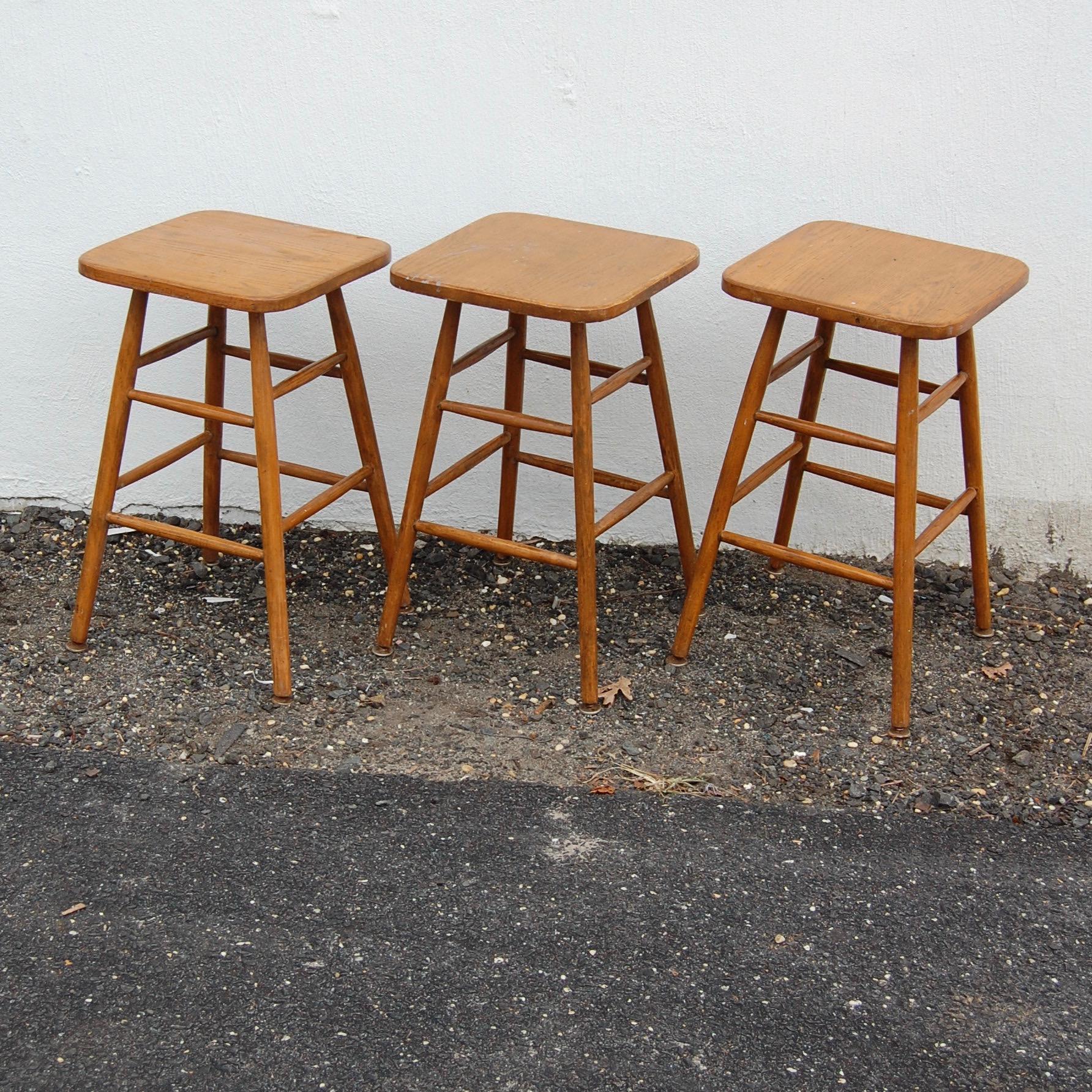 Wondrous Gift Ideas Bar Stools Simon Vintage Cjindustries Chair Design For Home Cjindustriesco