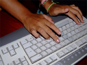 Keyboard image - from www.morguefile.com
