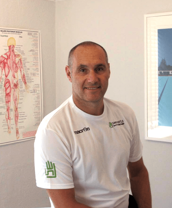 Simon Wintle Sports Therapist
