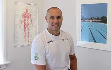 Simon Wintle Soft Tissue Therapy