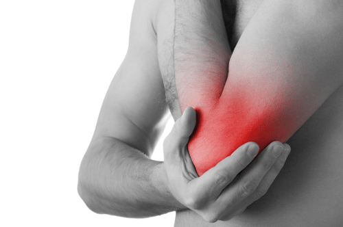 Elbow pain - Shockwave Therapy Treatment in Cheltenham Gloucestershire