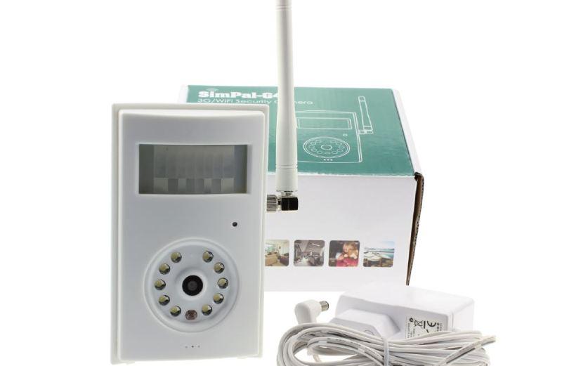 SimPal-G4, 3G-valvontakamera
