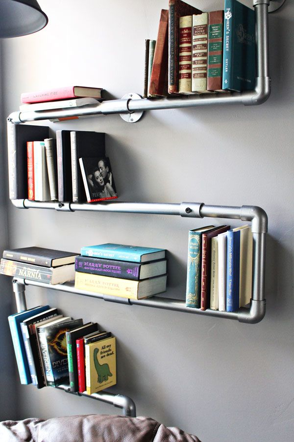 simphome pipe only bookshelf