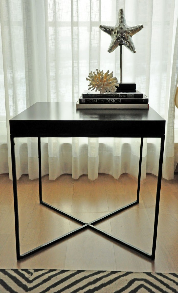 28 IKEA Lack table Rehashed via simphome