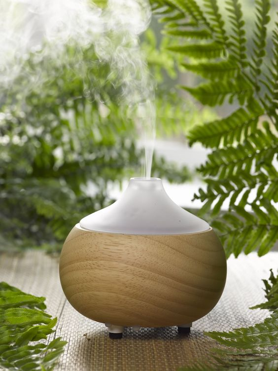 Put an Essential Oil Diffuser to Create Scents Simphome com