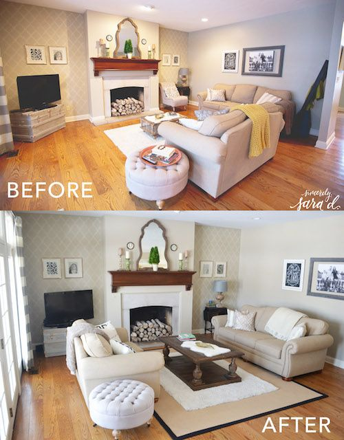 simphome rearrange living room