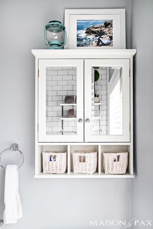simphome bathroom mirror