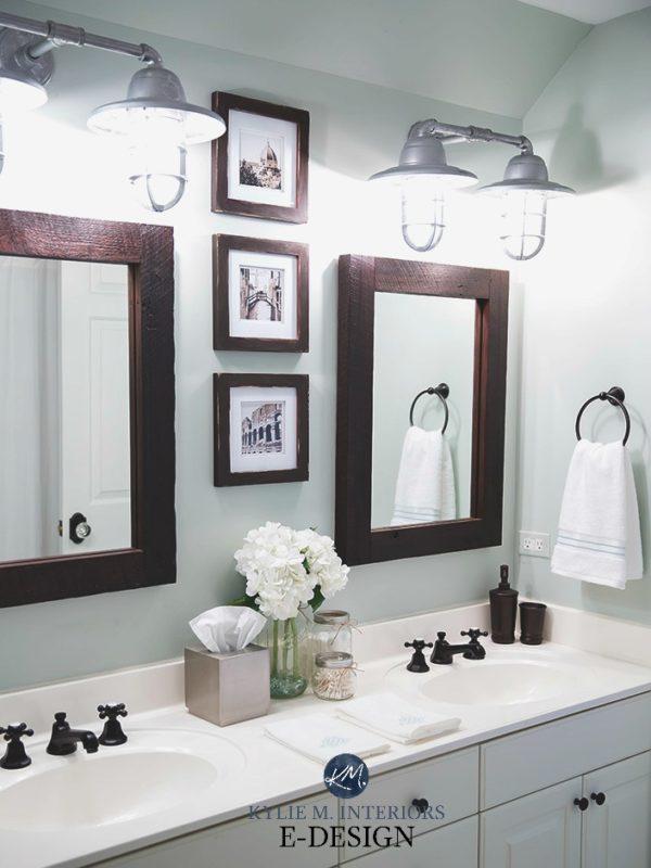 simphome contrast bathroom