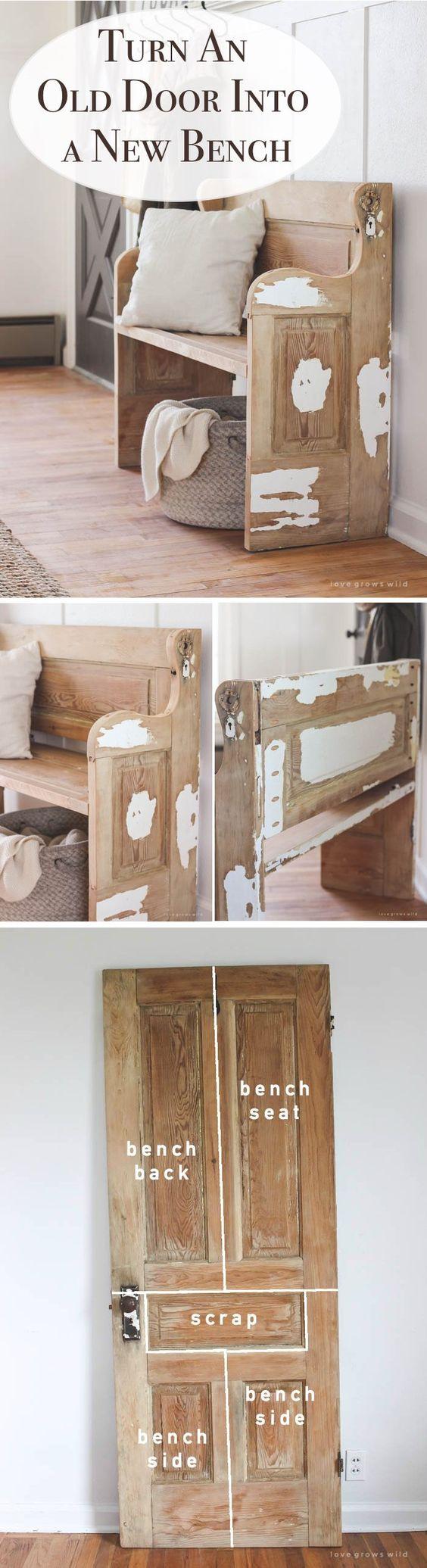 5 A Door Bench Simphome com