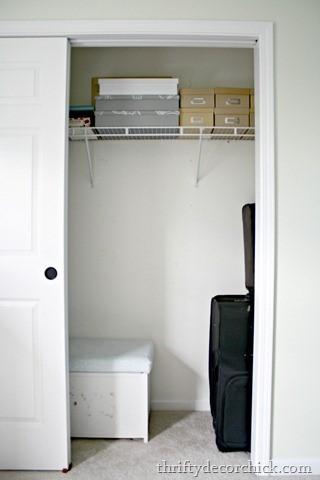 Wasted Closet makeover 1 Simphome com