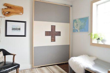 19 How To Build A Lightweight Sliding Barn Door simphome com 1