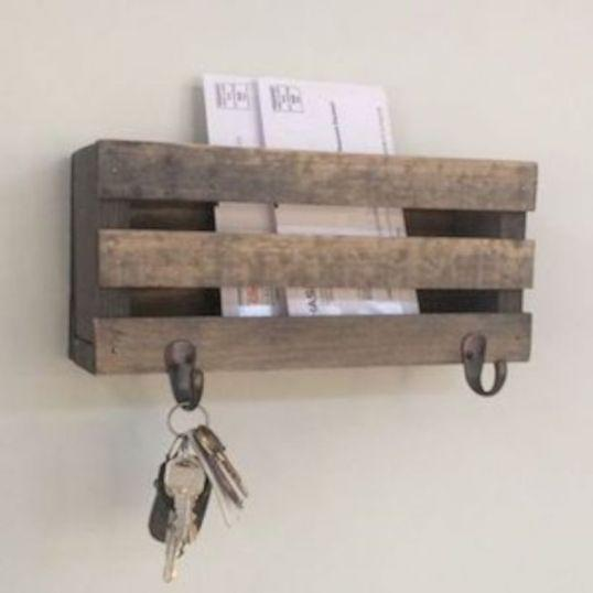 mail key hanger