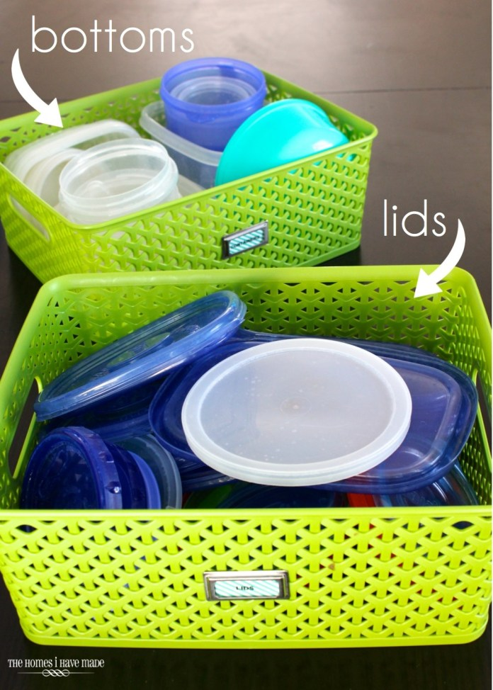 9 Separate the Containers and Their Lids Simphome com
