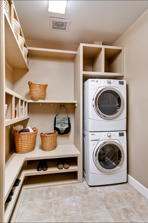 66 Another Small Laundry and Mud Room Inspiration Simphome