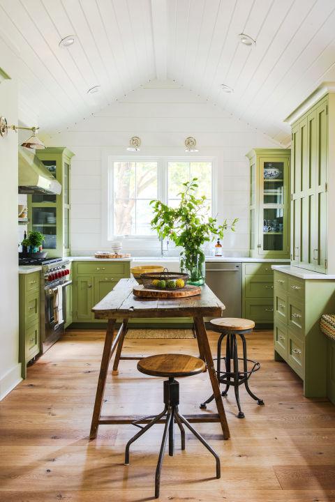 11 Maximize the Kitchen Space Simphome