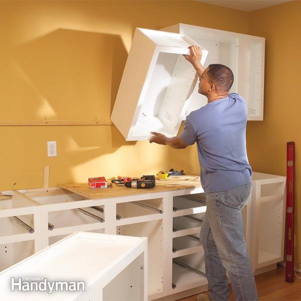 2 How to Install Kitchen Cabinet via simphome