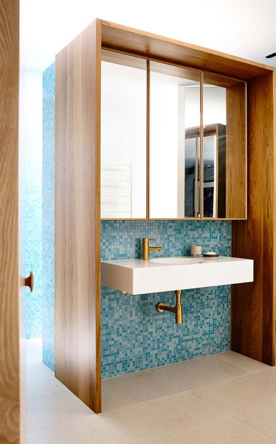 38 Amazing mid century modern bathrooms to soak your senses Simphome