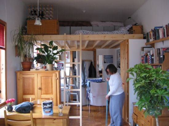 4 a loft bed idea from woodgears via simphome