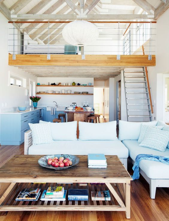 63 Shades of blue wood and freshness Simphome