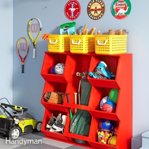 2 Throw and Go Toy Storage via simphome