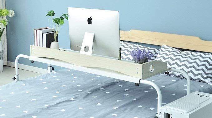 4 Overbed Desk via simphome