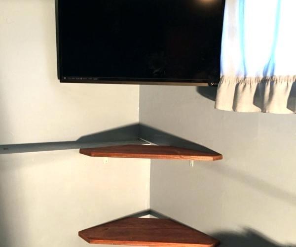 6 Corner TV Stand via simphome