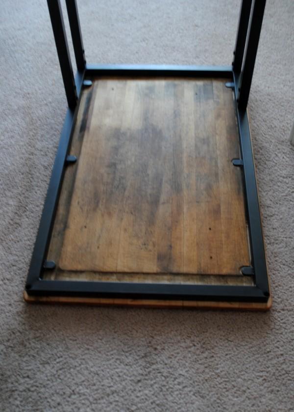 Simple idea how to Hack Ikea Vittsjo Laptop Stand via simphome 5
