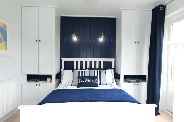 1 Anchor the Bed via simphome