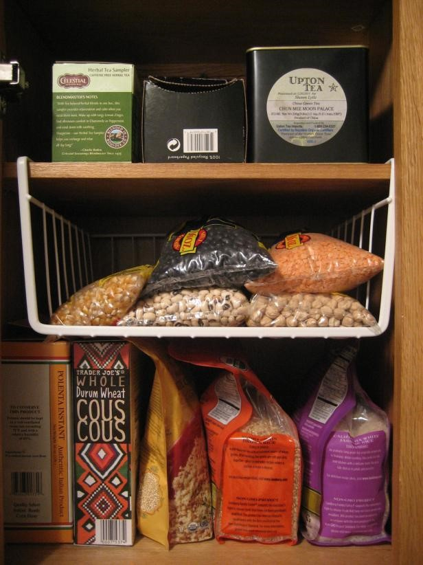 10 Add Undershelf Baskets via simphome